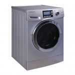 EdgeStar 2.0 Cu. Ft. FastDry Ventless Washer Dryer Combo - Silver