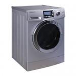 EdgeStar 2.0 Cu. Ft. FastDry Ventless Washer Dryer Combo - Silver