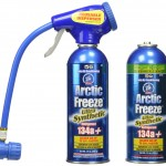Interdynamics Arctic Freeze Ultra Synthetic Recharging Kit with UV Dye and UV Light
