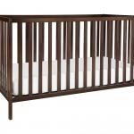 Union 4-in-1 Convertible Crib, Espresso