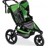 BOB Revolution Flex Stroller, Wilderness Black
