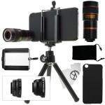 CamKix Camera Lens Kit for iPhone 6