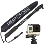 GoPro Selfie Stick - Waterproof Telescoping