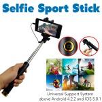 Selfie Stick SPORT Extendable