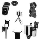 iPhone Camera Lens Kit Universally Compatible