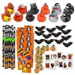 156 Piece Mega Halloween Toy