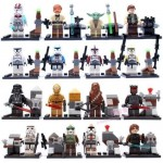 16pcs Set STAR WARS Collection