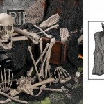 DELUXE HALLOWEEN BAG OF SKELETON BONES