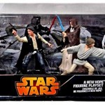 Disney Star Wars Exclusive Collectible Figures 6-Pack