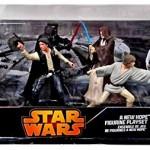 Disney Star Wars Exclusive Collectible Figures 6-Pack