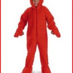 Elmo Infant Plush Costume