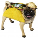 Fun World Taco Pet Food Dog Costume
