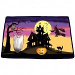Halloween Scary Sounds Doormat