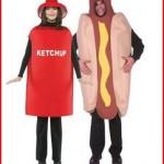 Hot Dog & Ketchup