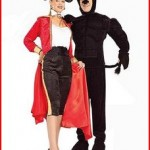 Lady Matador Costume