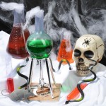 Mad Scientist Lab Kit Halloween Haunted House Prop