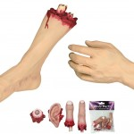 Realistic Halloween Body Part Bundle of 3 Items