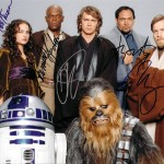 Star Wars Cast Signed Autographed 8 X 10 RP Photo #5