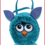Furby Fur Handbag