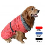 Pets Winter Clothes Puppy Dog Warm Jacket Bodywarmer