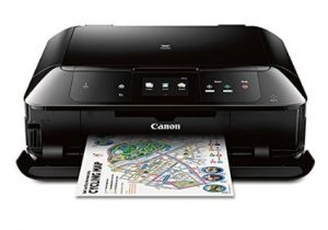 Canon MG7720 Wireless All In One Printer with Scanner and Copier Mobile and Tablet Printing with Airprint and Google Cloud Print compatible,