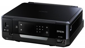 Epson XP 630 Wireless Color Photo Printer with Scanner and Copier C11CE79201 CD DVD
