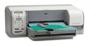 HP Photosmart D5160 Printer Up To 1200 Dpi Black Up To 4800 X 1200 Optimized D CD DVD Printing